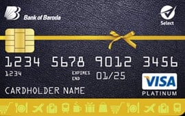 Bank of Baroda Credit Card