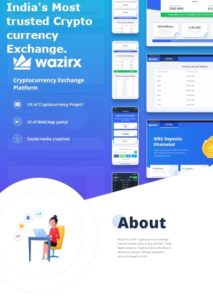 India's Cryptocurrency exchange